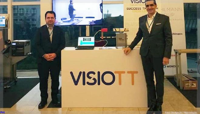 Negócios crescem e Visiott prevê fábrica no Brasil