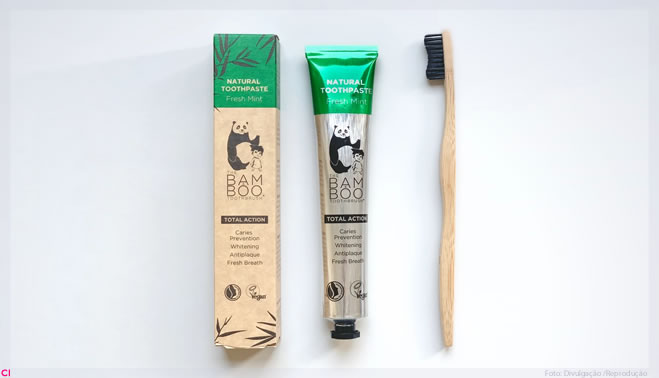 """The Bam & Boo lança a primeira pasta de dentes natural """"all in one"""""""