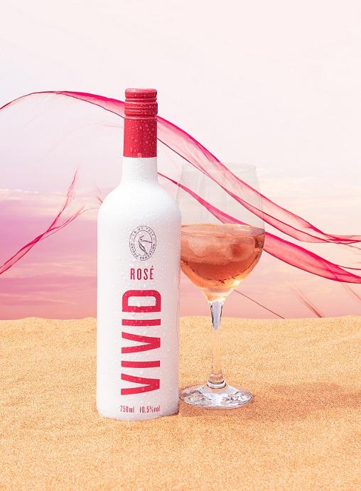Evino lança Vivid, sua segunda marca própria de vinho